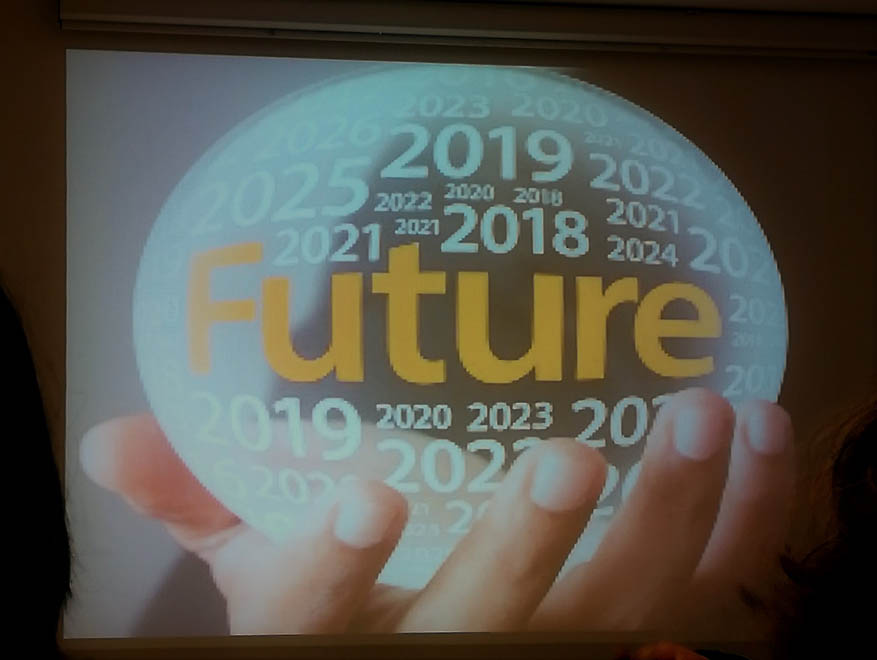 Conferenza del 15 Marzo 2019 – Castelnuovo del Garda