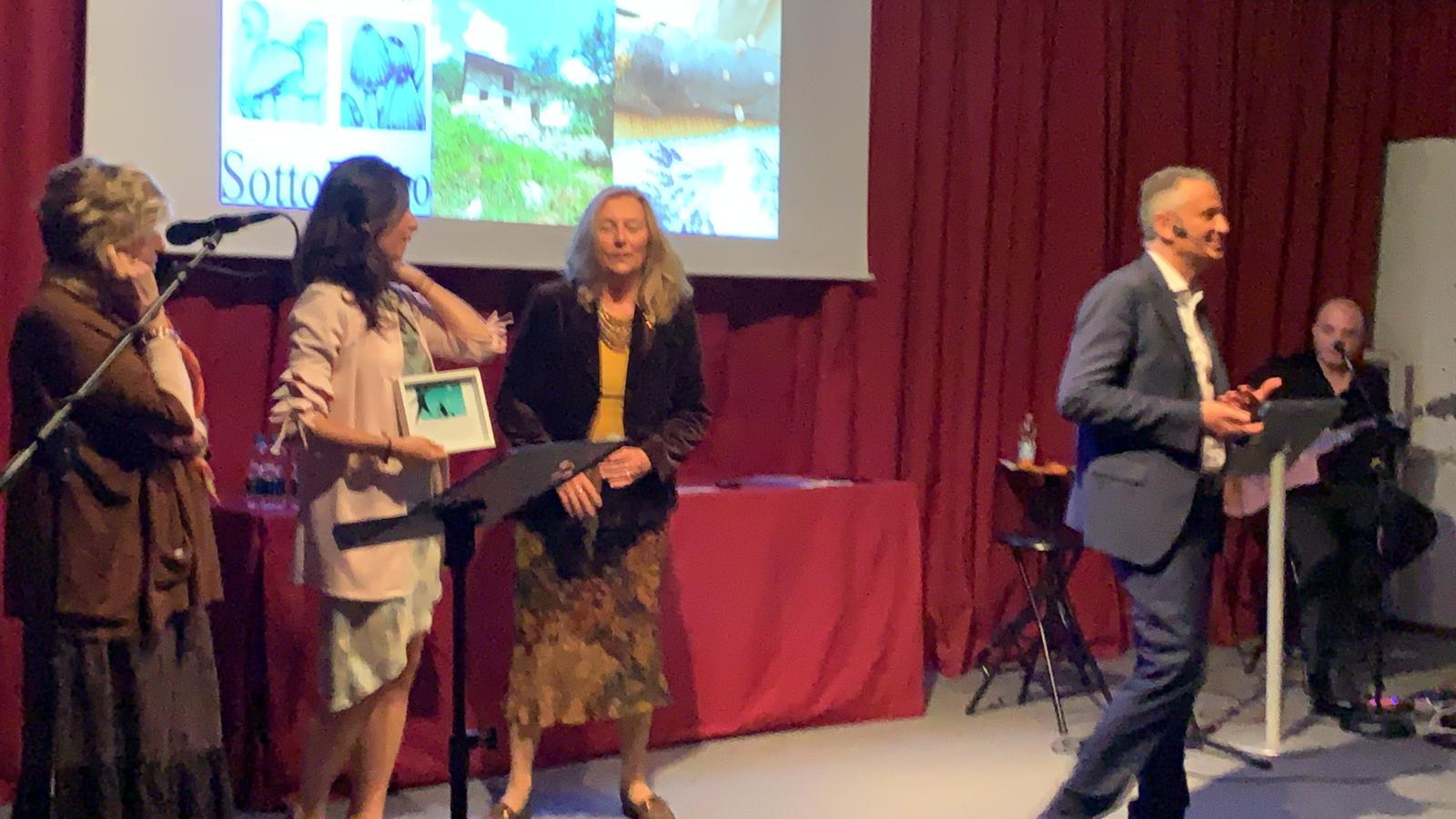 Premiazione del progetto Sottobosco